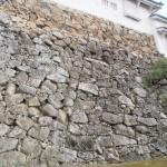 石垣の稜線